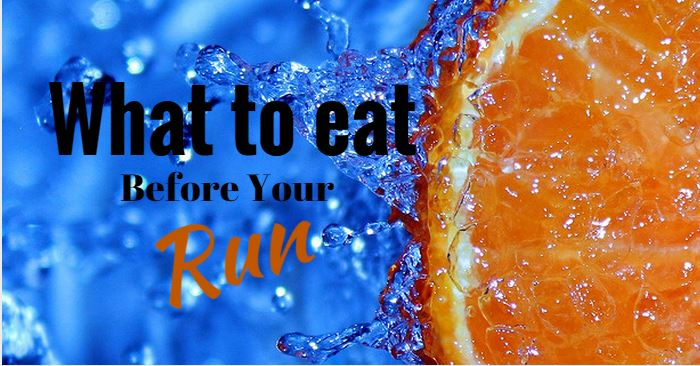 Pre Run Nutrition