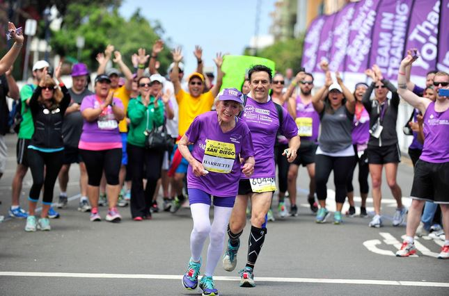 Oldest Woman To Ever Finish Marathon