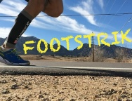 Foot Strike for Runners