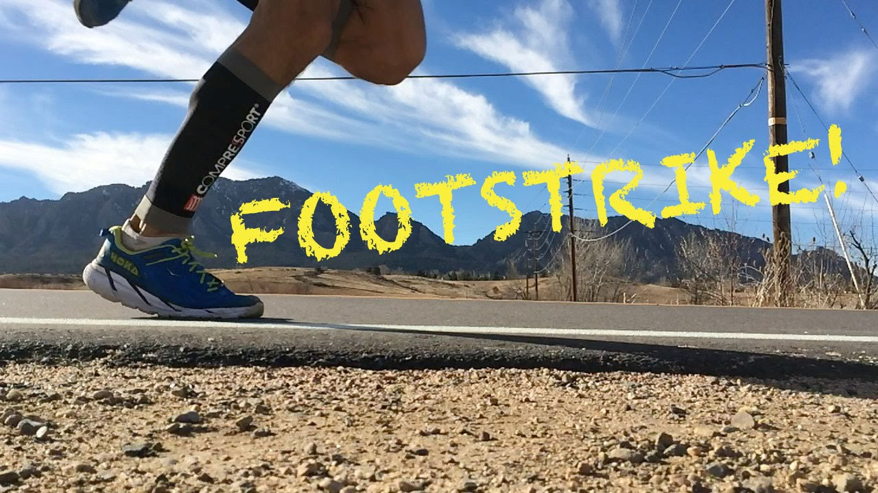 Effective Tips For Runners Looking To Improve Their Foot Strike