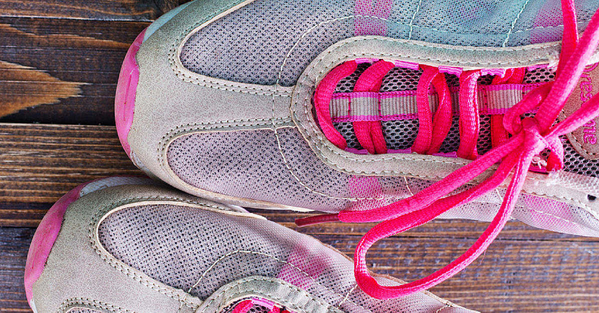 Customize The Way You Tie Your Running Shoes