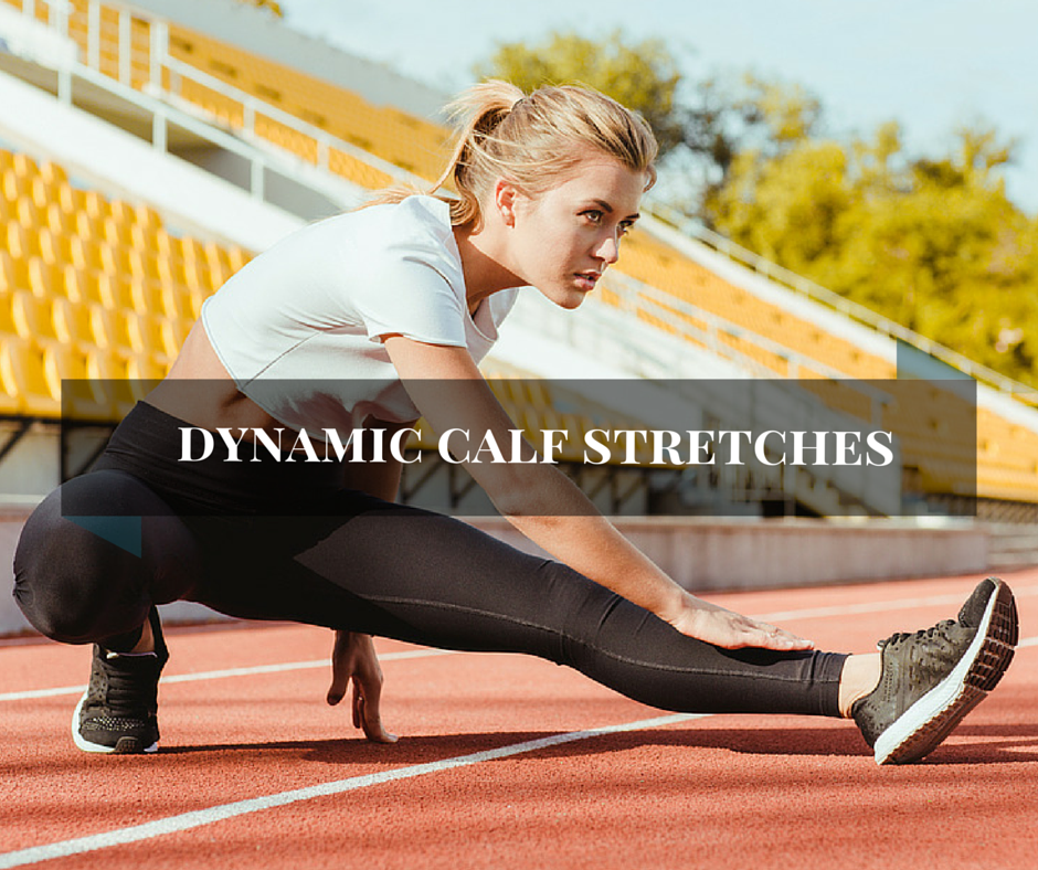 Dynamic Calf Warm Up For Running