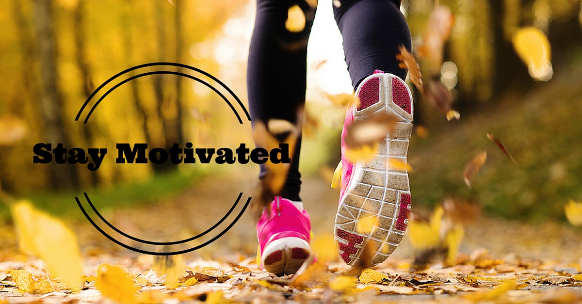 Secrets for Staying a Motivated Runner