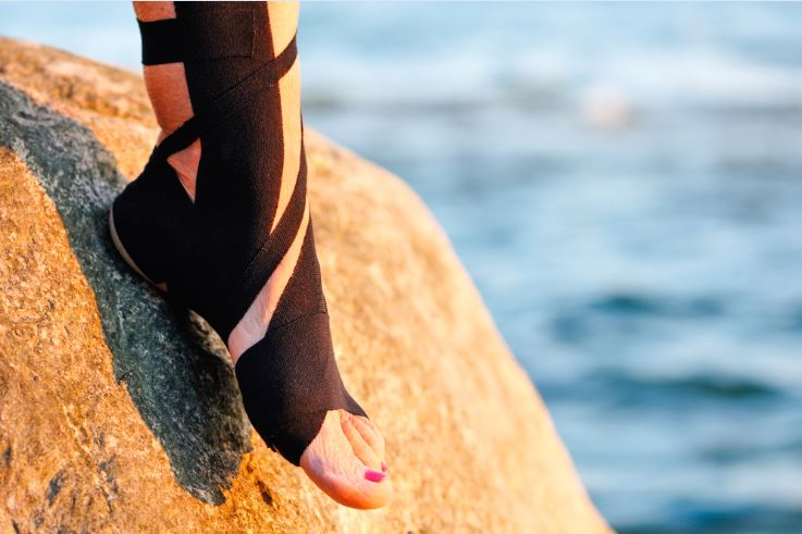 Kinesio Taping For Athletes And Runners