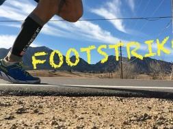 Foot Strike for Runners