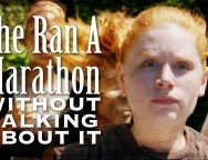 First Person To Ever Run A Marathon And Never Tell Anybody