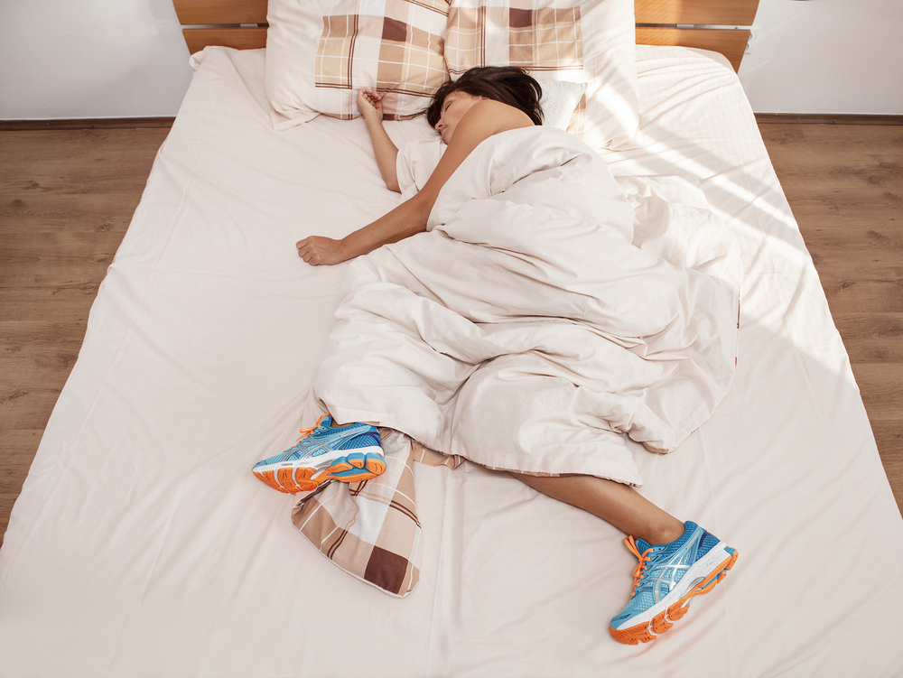 Morning Run Drama, The Painful Stages Of Getting Ready