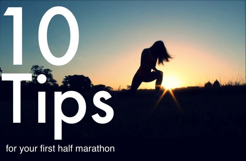 Tips For Running Your First Half Marathon