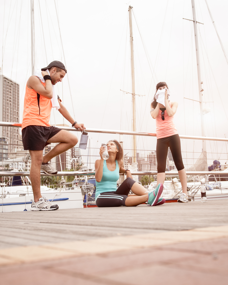 Post Run Recovery Tips