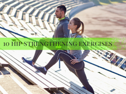 10 hip strengthening exercises for runners