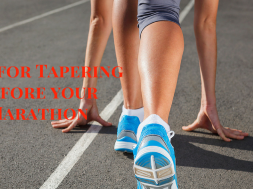 TaperingBeforeYour Marathon