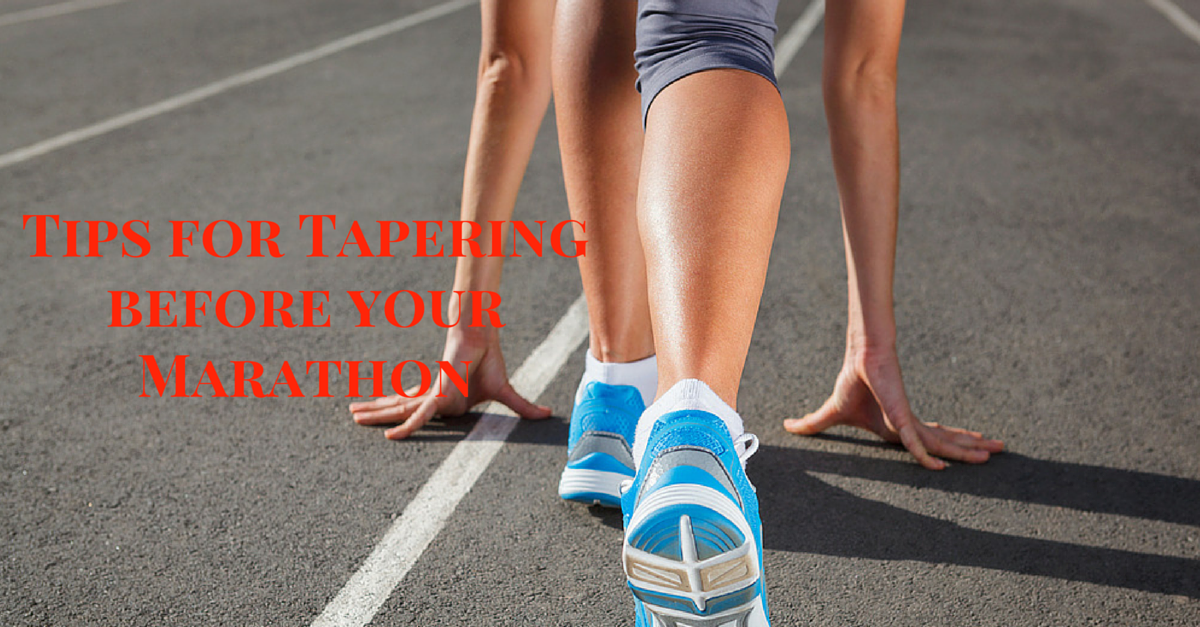 7 Tips For Tapering Before A Marathon