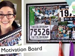 DIY Runners Inspiration Board